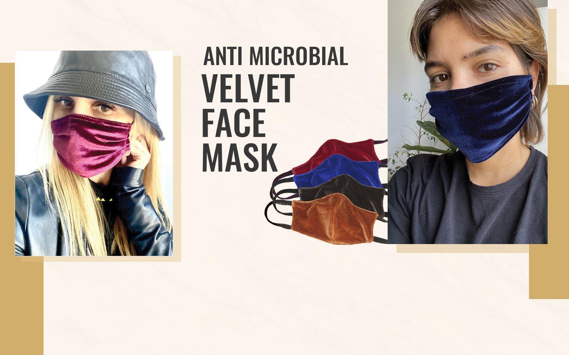 Velvet Face Mask
